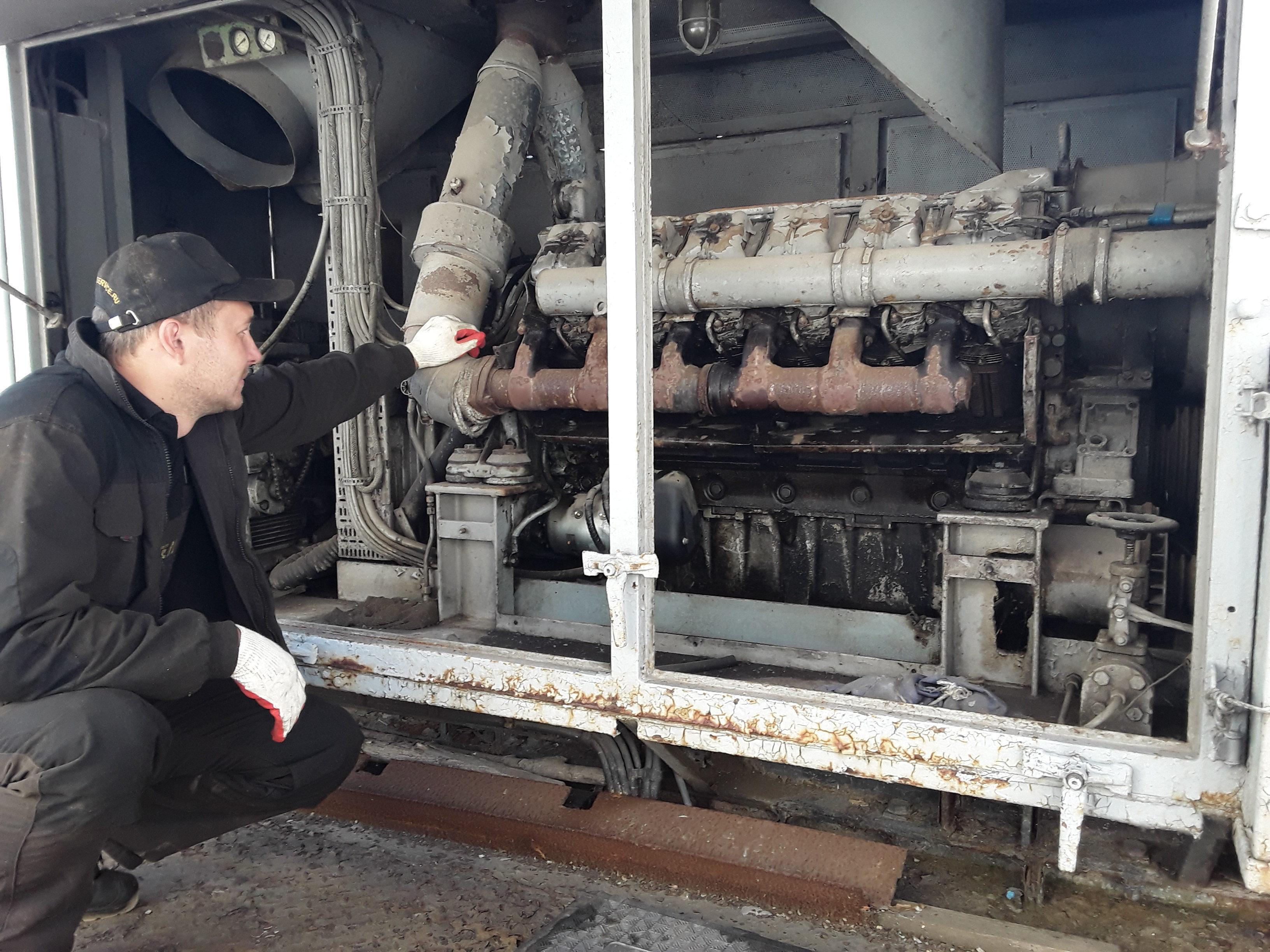судовой двигатель Deutz