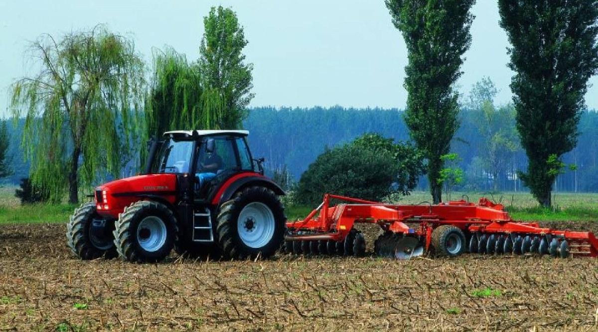 трактор Same Iron